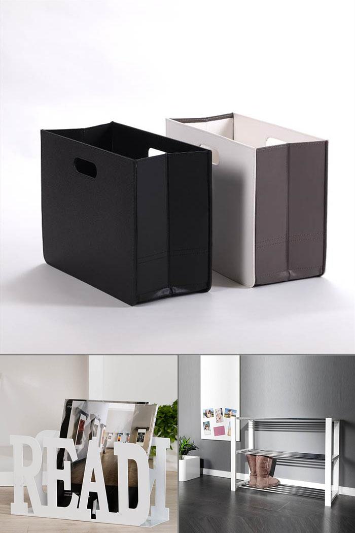 Praktische Design Aufbewahrungen und Ablagen