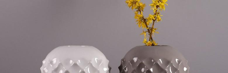 Extravagante Blumenvasen
