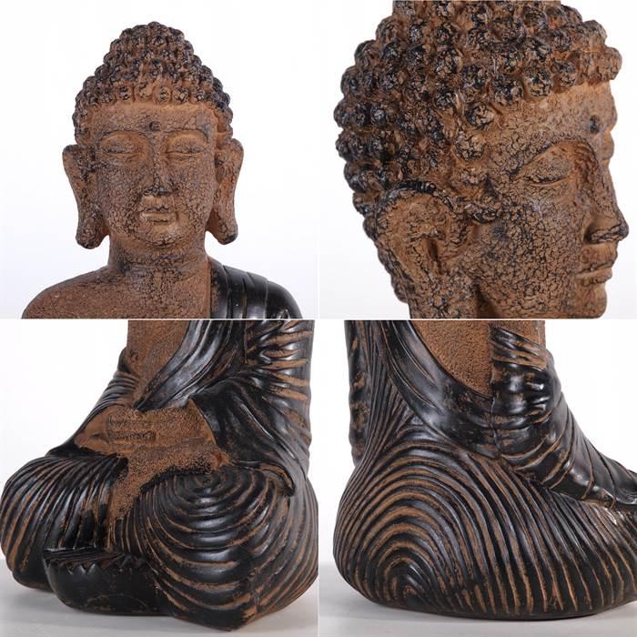 Buddha Dekofigur