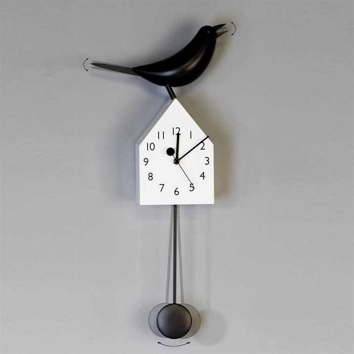 Moderne Kuckucks Uhr