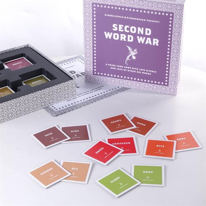 Second Word War Spiel