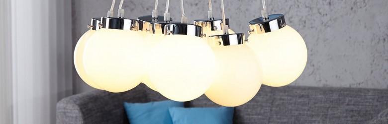 Stylische Leuchten bringen in der dunklen Jahreszeit Helligkeit und Gemütlichkeit in Ihr Zuhause